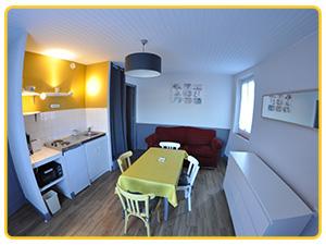Location meublée appartement Gréoux les bains