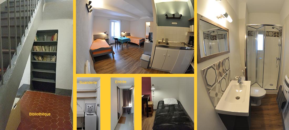 locations meubl es gr oux de particulier particulier. Black Bedroom Furniture Sets. Home Design Ideas