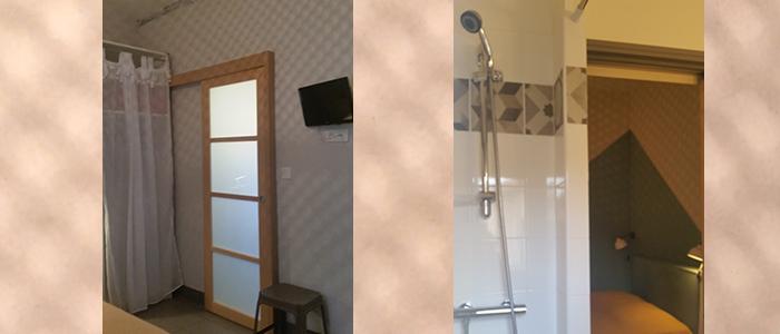Studio meubl 2 personnes louer gr oux for Location meublee